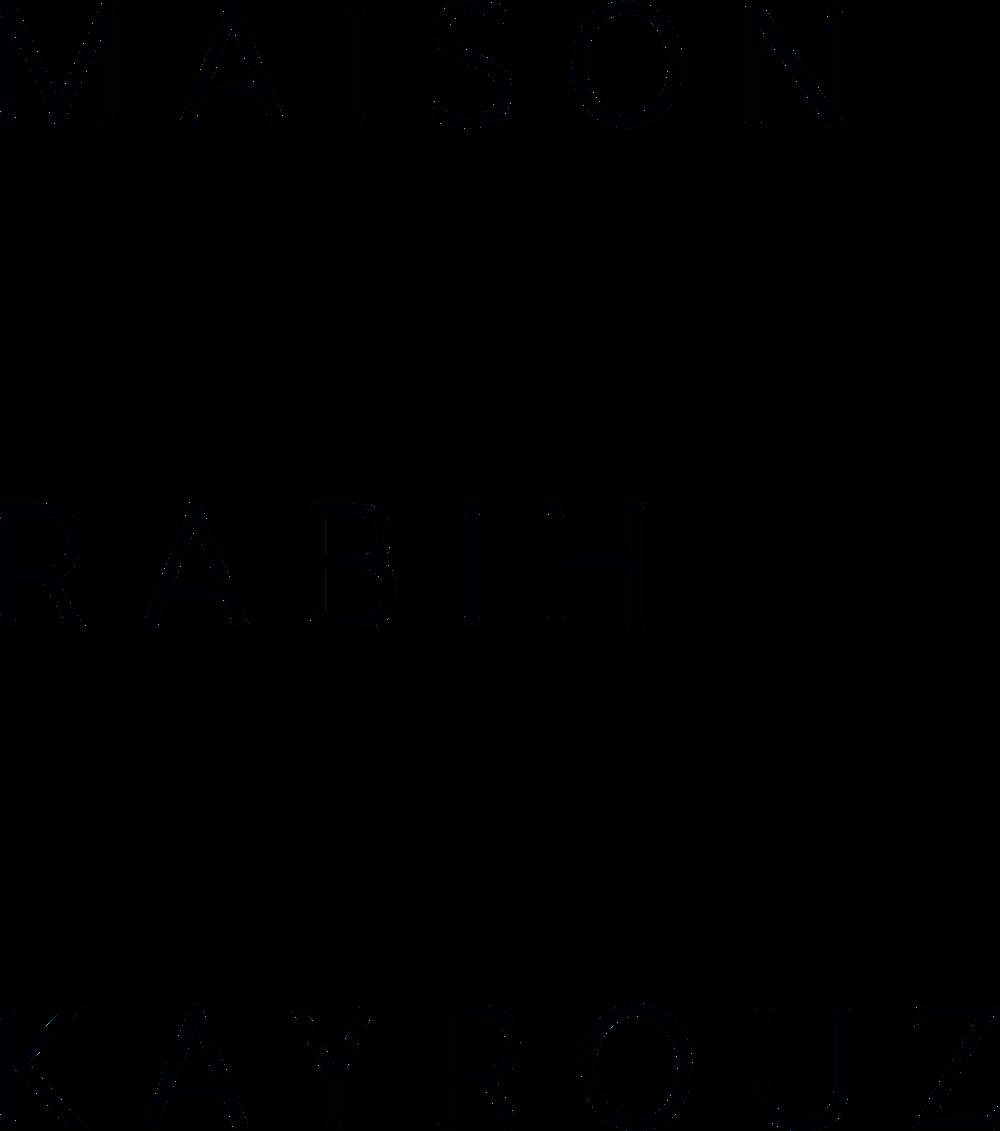 Maison Rabih Kayrouz logo